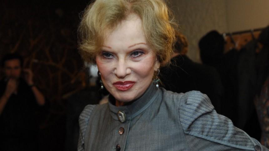 Пятый муж Гурченко признался, что актриса хотела уйти изжизни