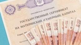 ВГосдуме предложили увеличить сумму материнского капитала вРФ