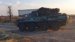 Песков вновь опроверг заявление Турции обучастии вмиротворческой миссии вКарабахе