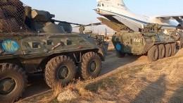 Ротация миротворцев вКарабахе будет проходить нереже двух раз вгод