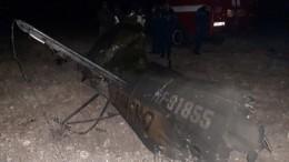 ВМИД РФответили наслова посла Азербайджана вРоссии осбитом Ми-24