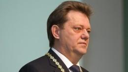 ВКремле назвали «жестким» задержание мэра Томска