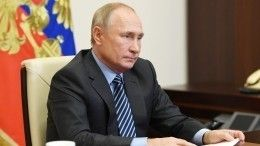 Путин ответил навопрос «вчем сила?»