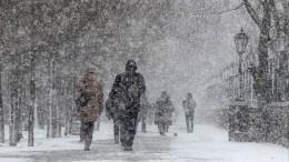 ВГидрометцентре спрогнозировали погоду назиму 2020 года вРоссии