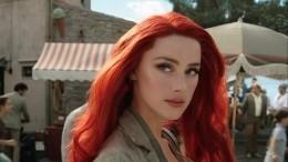 Эмбер Херд, вопреки желаниям фанатов Деппа, продолжит съемки в«Аквамене-2»