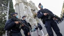 Обнаружена связь террориста изНиццы субийцей учителя под Парижем