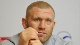 Бойца ММА Сергея Харитонова госпитализировали после нападения вМоскве
