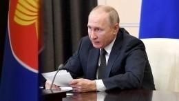 Путин провел телефонные переговоры слидерами Армении иАзербайджана