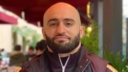 Вотношении Яндиева возбудили уголовное дело после драки сХаритоновым