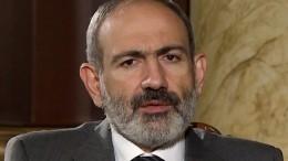 СНБ Армении заявила опресечении попытки убийства Пашиняна