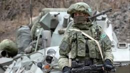 Возвращение мирной жизни: Как вКарабахе встречали российских военных?