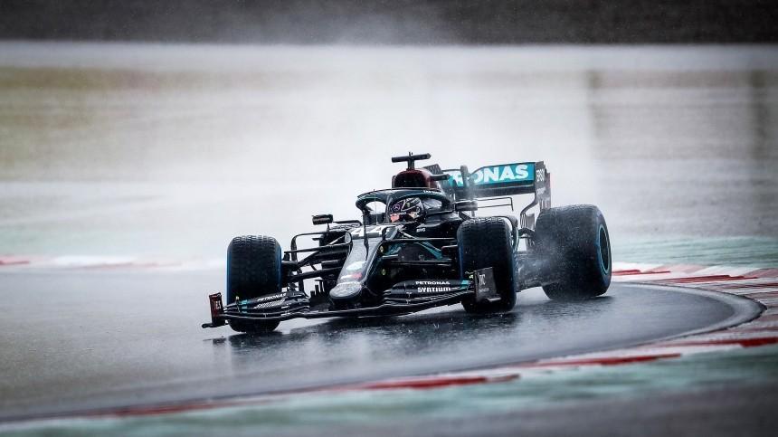 Как Шумахер: Хэмилтон вседьмой раз стал чемпионом «Формулы-1»