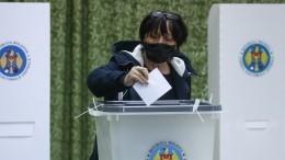 ЦИК Молдавии: система подсчета голосов подверглась неоднократным кибератакам