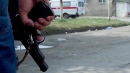 ВИнгушетии расстреляли мужчину из-за земельного спора