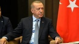 «Внутреннее дело Турции»: Песков орешении Эрдогана послать военных вКарабах