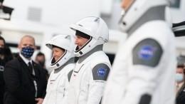 Фото недели: первая миссия SpaceX ибезработный Санта