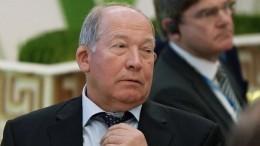 Виктора Кирьянова переизбрали напост президента РАФ