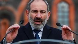 Президент Армении назвал неизбежными досрочные парламентские выборы встране