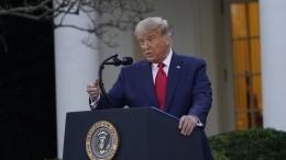 NYT: Трамп планировал атаку наядерный объект вИране