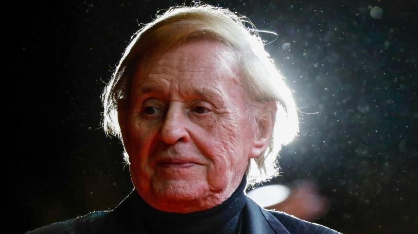 Режиссер Роман Виктюк умер на85-м году жизни