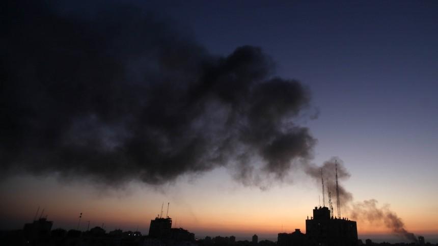 Ребенок погиб, пять человек пострадали при обстреле центра Багдада