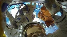 Российские космонавты впервые заполтора года выйдут воткрытый космос