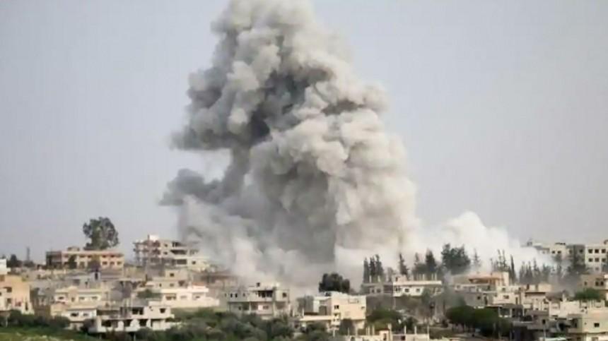 Трое военных погибли врезультате ракетного удара Израиля поСирии