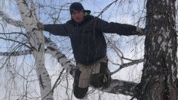 Студент, забиравшийся наберезу ради учебы, встретится сглавой Омской области