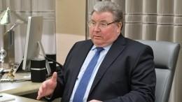 Глава Мордовии обратился кПутину спросьбой освоей отставке