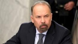 Экс-главу Ивановской области Михаила Меня задержали поделу охищении