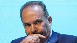 Меню предъявили обвинение ворганизации преступной группы ихищении 700 миллионов