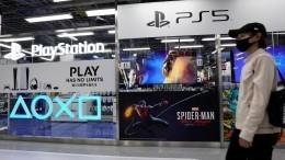 ВРоссии стартовали продажи Sony PlayStation 5, нотовар так инедоехал