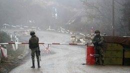 Российские миротворцы помогли почти тысяче беженцев приехать вНагорный Карабах