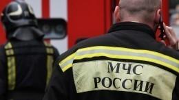 Четыре сотрудника предприятия вХакасии погибли врезультате пожара