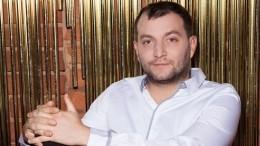 Хозяина модного бара Эстерова поймали зарулем «внаркотическом опьянении»