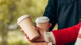 Знай, что пьешь: чем опасны для здоровья бумажные стаканчики?