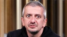 Богомолов высмеял цифровизацию российских туалетов