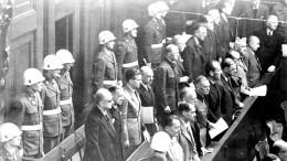 Путин прокомментировал попытки «расшатать» выводы Нюрнбергского трибунала
