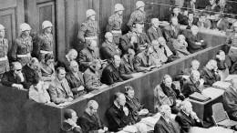 Как генпрокурор СССР наНюрнбергском трибунале ошарашил защиту нацистов?