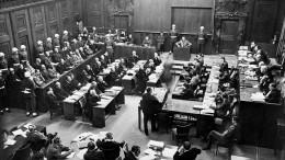 Уроки Нюрнберга: преступления против человечности неимеют срока давности