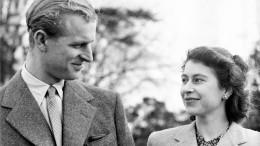 73 года вместе: История любви Елизаветы II ипринца Филиппа