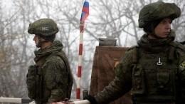 Путин назвал четкой ислаженной работу российских миротворцев вКарабахе