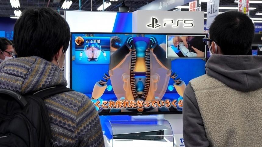 Харламов ирэпер ST стали одними изпервых обладателей PlayStation 5