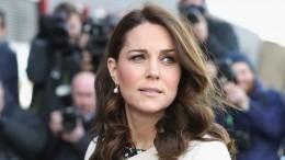 Кейт Миддлтон решила изменить правила поведения королевы Великобритании