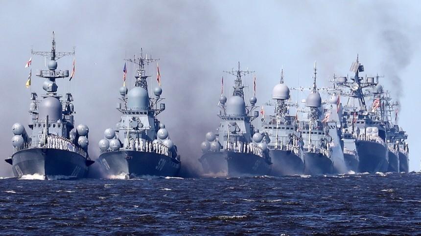 Американское издание назвало пять самых опасных российских военных кораблей