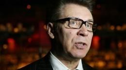 «Нога прямая, как ракета наВДНХ»: телеведущего Березина сбило такси