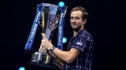 Эра новых: россиянин Даниил Медведев выиграл итоговый турнир ATP