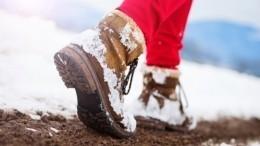 Почему нельзя носить одну пару обуви зимой? Лайфхак отэкспертов Роскачества