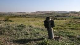Российский офицер получил ранение вНагорном Карабахе