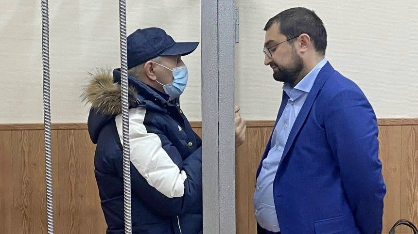 Глава ОМВД Дагестана арестован поделу отерактах вМоскве в2010 году